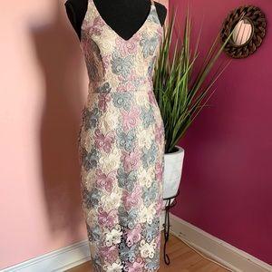 Xscape: Midi Dress